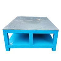 工厂定制钢板组装工作台价格,模具焊接工作台,铸铁台