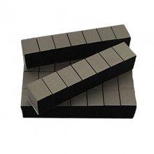 冲型网纹导电布 屏蔽黑色导电布胶带 带粘性灰色阻燃胶带布 厂家