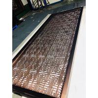 吉林钛金不锈钢屏风厂家价格