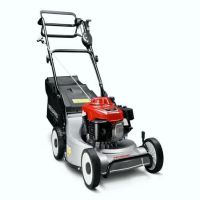 汽油割草机 手推式草坪修剪机宏瑞低价促销