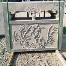 石雕厂批发汉白玉石栏杆 石雕栏杆价格低