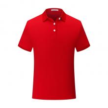 贵州短袖广告衫定做,POLO衫定制,聚会衫批发,WANY-EV1858贵阳180克60%精梳棉T恤衫