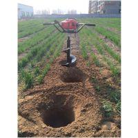 福建挖坑机钻头 园林机械操作舒适