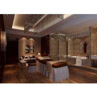 上海美容院装修利用好中国元素 酷思设计