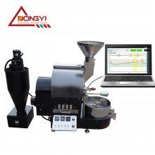 小型咖啡豆烤豆机 智能化操作方便咖啡烘焙机器 支持个性化定制咖啡烘焙机