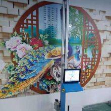 深圳墙体立式自动彩绘打印设备厂家直销