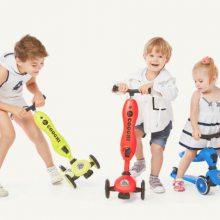 酷骑多功能儿童滑板车品牌厂家一件代发