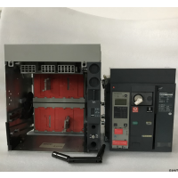 MVS32H /3200A框架式智能控制器安装尺寸