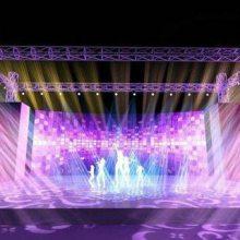 舞台灯光设计-桃园镇舞台灯光-山东新视野(查看)