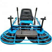 专业生产汽油驾驶式抹光机双盘座驾全自动抹平机地抹车作势型磨光机新品