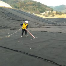 HDPE土工膜在天津储油罐的防渗施工
