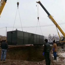 畜牧养殖污水处理设备的应用-竹源环保