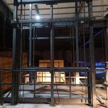 天盛国际娱乐APP注册链条式升降机|导轨式升降机|电动液压升降机|工厂货梯