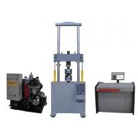 PMS-500型钢绞线电液伺服动静万能疲劳试验机