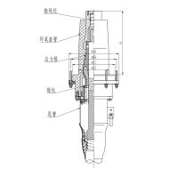 沃尔66kV-220kV插拔式GIS(变压器)终端 WYJZGGC