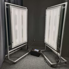 3nh影像质量测试光源箱T120-4 camare测试补光灯