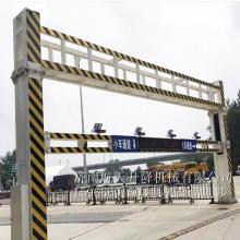 沧州盐山县 自动升降限高架厂家 智能车牌识别限高杆 遥控升降 量身定制
