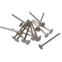 供应T型金刚石磨针 6mm-10mm金刚石磨头 五金配件批发