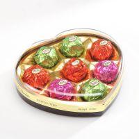 心形 金莎 巧克力礼盒 婚庆喜糖 休闲食品 糖果厂家批发