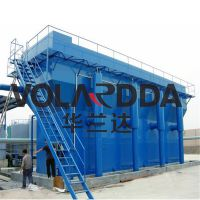 煤矿厂洗煤水净化设备 循环水净化一体化净水装置找广西华兰达订制