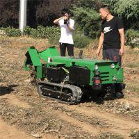 新型农业机械 履带式果园施肥开沟机 驰航供应果树施肥自动回填机