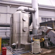 废气处理设备 酸碱洗涤塔 锅炉布袋除尘器