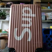 拉杆箱图案UV打印机 3D浮雕行旅箱UV打印机厂家