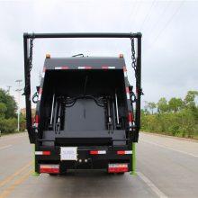 程力10吨压缩垃圾车多少钱一辆
