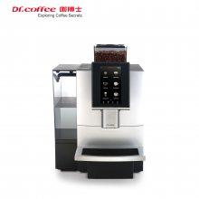 咖博士F12 商用全自动咖啡机商务办公室 自清洗 触摸大屏