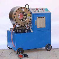 振鹏管类加工机械建筑工地专用液压机械脚手架钢管扣压机