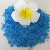 供应透明玻璃砂 研磨玻璃砂 高白透明玻璃砂