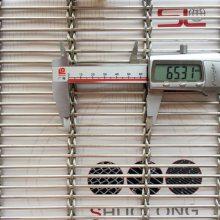 硕隆不锈钢网 大厅屏风金属网价格