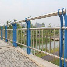 河南山木定制不锈钢桥梁护栏防撞桥梁护栏安全桥梁护栏河道隔离防撞护栏