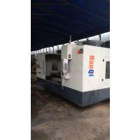 厂家供应汉奇硬轨高精度立式加工中心型号VMC-1690B年代2012年产少用