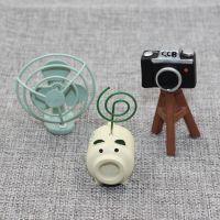 zakka杂货 风扇 照相机 和风系列摆件  concombre 创意场景摆件