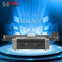 理光喷头高速度彩印机 加高定制机UV打印机谁家好
