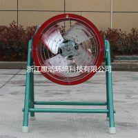 浙江惠浩岗位式轴流风机 DZ系列可移动轴流风机