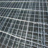 平台钢格栅 钢格盖板加工 排污盖板