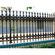 庭院锻打铁艺护栏采购 市政锻打铁艺护栏多少钱 昊华