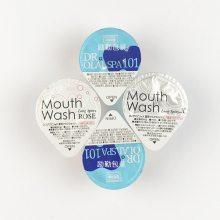 外贸 液体铝塑泡罩包装机乳霜精华液铝塑包装机漱口水自动灌装封口机 厂家