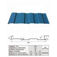 台州S-373型墙面彩钢板厂家规格齐全