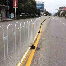 公路隔离栏杆@外环城市绿化栏@道路交通护栏