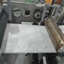 超声波压片半自动切片 KN95半自动口罩生产线 包含内置鼻梁条 折叠口罩机