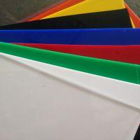 厂家 透明亚克力板 有机玻璃板 广告材料定制尺寸