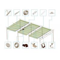 智能温室遮阳系统配件 温室遮阳系统配件