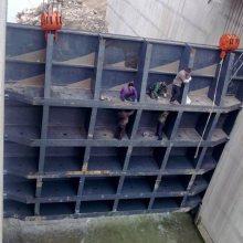 江西液压翻板闸门-液压钢坝闸门的维护