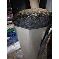 隔音防火橡塑保温板 不燃带胶高密度橡塑发泡板 现货