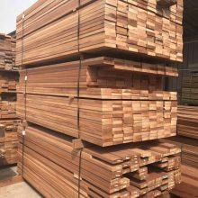 上海庞恒木业供应高级别山樟木家具板材及山樟木防腐木