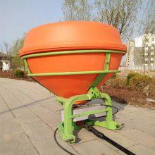 拖拉机悬挂施肥机 大面积农田扬肥机 颗粒粉末化肥扬肥机厂家