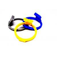 异形工业硅橡胶密封圈 硅胶杂件 亿鑫硅橡胶密封圈定制厂家